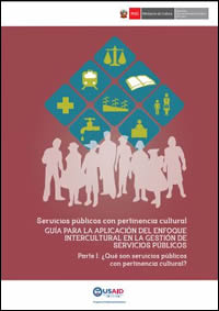 GUIA PARA LA APLICACIÓN DEL ENFOQUE INTERCULTURAL PARTE I