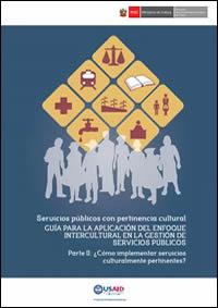 GUIA PARA LA APLICACIÓN DEL ENFOQUE INTERCULTURAL PARTE II