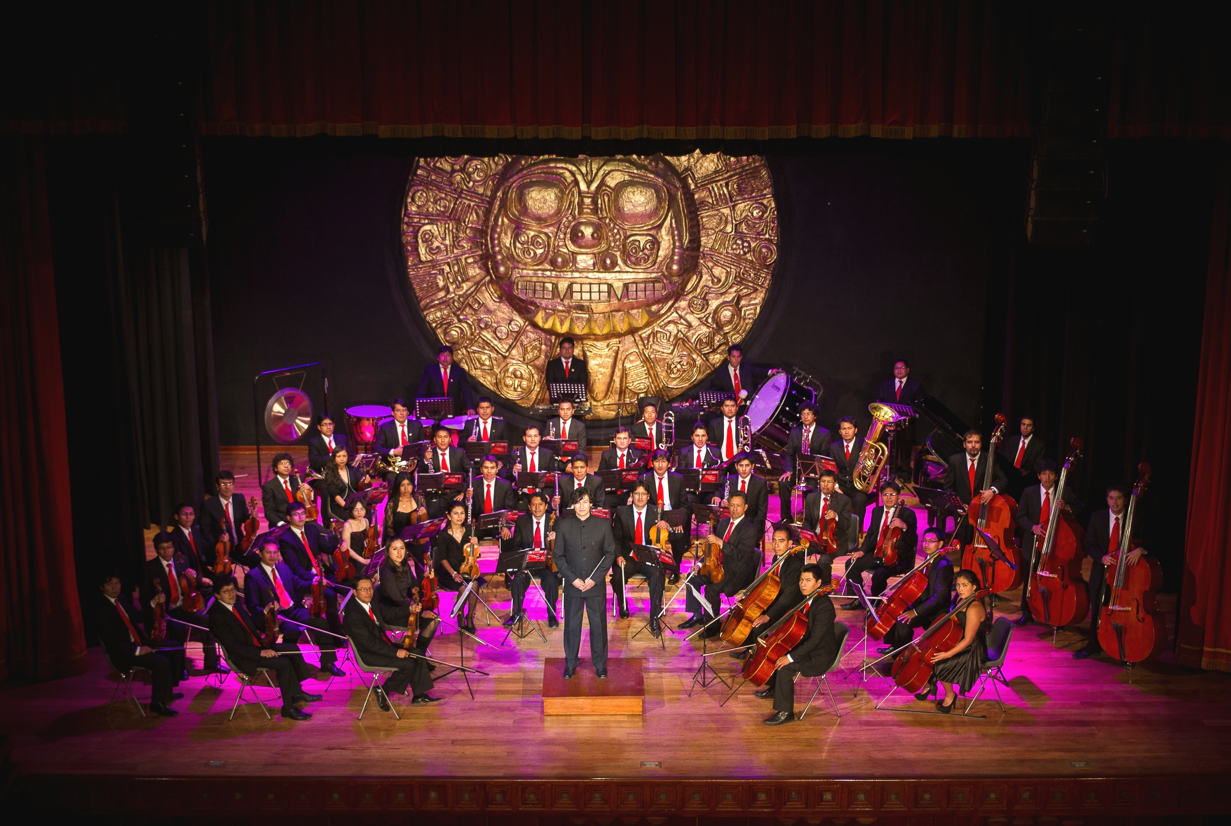 orquesta sinf u00d3nica del cusco inicia temporada 2018