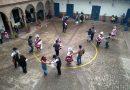 FAMILIAS CUSQUEÑAS VISITARON MUSEO  HISTÓRICO DE LA CASA GARCILASO