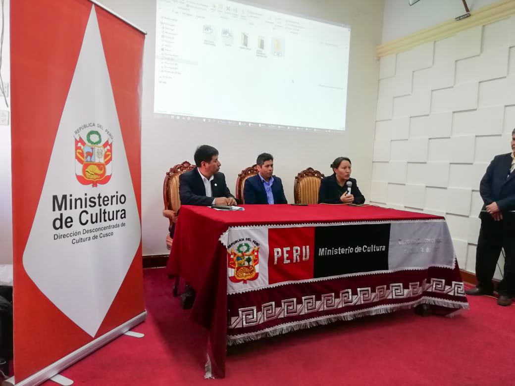 CULTURA CUSCO PRESENTA EL VI FESTIVAL INTERNACIONAL DE ARTES