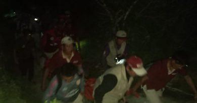 HERIDOS POR DESLIZAMIENTO EN RED DE CAMINOS INKA SE ENCUENTRAN ESTABLES Y FUERA DE PELIGRO