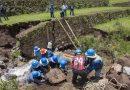 CULTURA CUSCO INICIA ACCIONES PARA RECUPERAR MUROS INKAS AFECTADOS POR DESBORDE DE RÍO EN PISAC