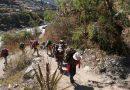 VISITANTES VUELVEN A RECORRER LA RED DE CAMINOS INKA DE MACHUPICCHU CON PROTOCOLOS DE BIOSEGURIDAD
