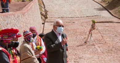 CONCLUYÓ RESTAURACIÓN DEL TRAMO HAWKAYPATA – IZCUCHACA DEL CAMINO INKA AL CHINCHAYSUYU