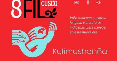 FERIA INTERNACIONAL DEL LIBRO FIL CUSCO 2021 SERÁ DEL 1 AL 10 DE OCTUBRE